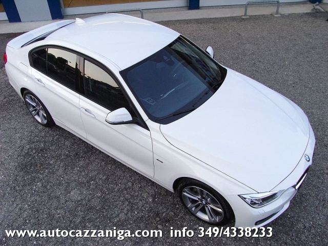 BMW 320 d SPORT KM0 PRONTA CONSEGNA (NUOVO MODELLO F30) Immagine 4