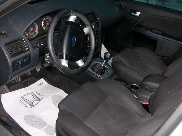 FORD Mondeo 2.0 16V TDCi (115CV) SW Ghia Immagine 4