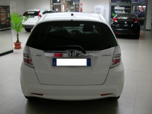 HONDA Jazz Hybrid 1.3 i-DSi i-VTEC Elegance Immagine 3