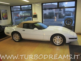 Chevrolet corvette usato c4 5.7 lt1 cabrio convertible * 40°...