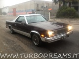 "CHEVROLET El Camino "" CONQUISTA "" 4.3 V6 PICK UP BELLISSIMAAA!!!"