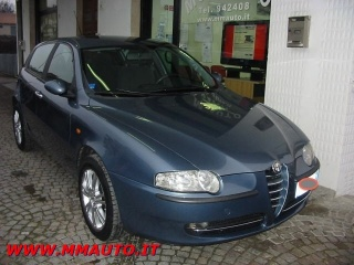Alfa romeo 147 Usato 1.9 JTD (115 CV) cat 5p. Progression