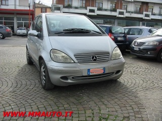 Mercedes Classe A   (W/V168)                      Usato A 170 CDI cat Elegance