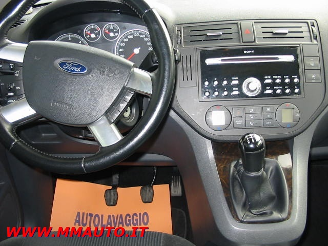 FORD Focus C-Max 1.8 TDCi (115CV) Ghia Immagine 2