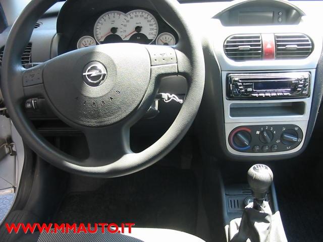 OPEL Corsa 1.2i 16V cat 3 porte Silverline!!!!! Immagine 1