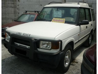 Land rover discovery usato c300