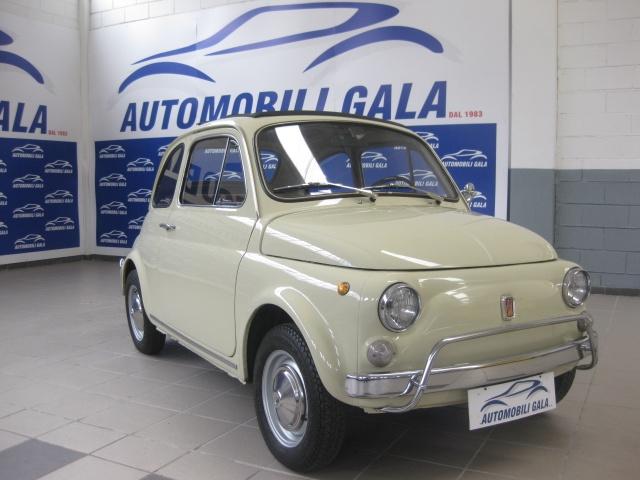 Fiat 500 L Storica Conservata Originale Occasione Auto Usata Milano