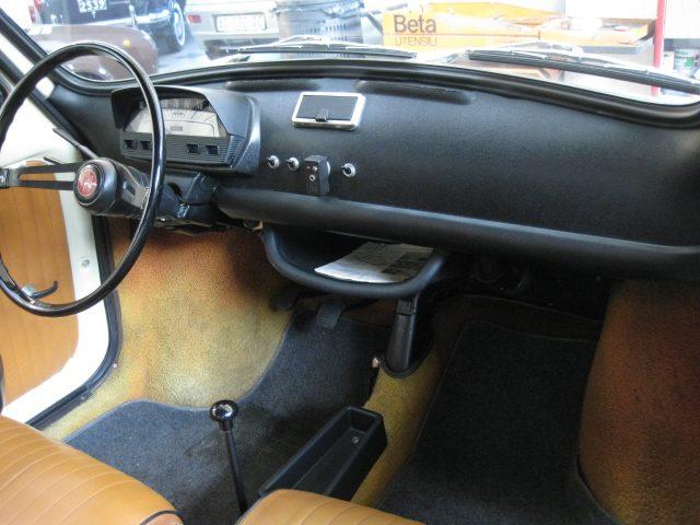 Auto D Epoca Milano Scheda Tecnica Fiat 500 L Storica Conservata