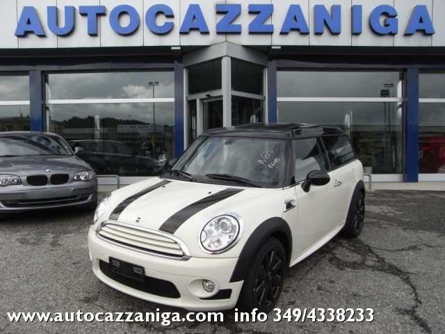 MINI Clubman ONE D 1.6 90cv SUPER OFFERTA LIMITATA Immagine 0