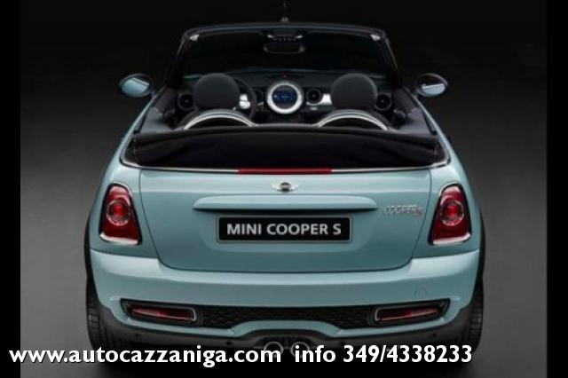 MINI Cooper S 1.6 16v 184cv CABRIO SUPER OFFERTA LIMITATA Immagine 3