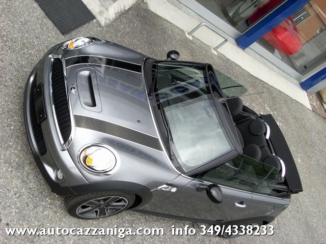 MINI Cooper SD CABRIO 2.0 16v 143cv SUPER OFFERTA LIMITATA Immagine 4