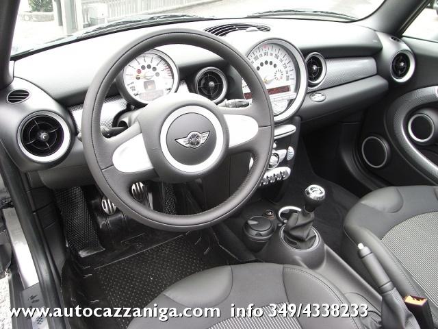 MINI Cooper SD CABRIO 2.0 16v 143cv SUPER OFFERTA LIMITATA Immagine 2
