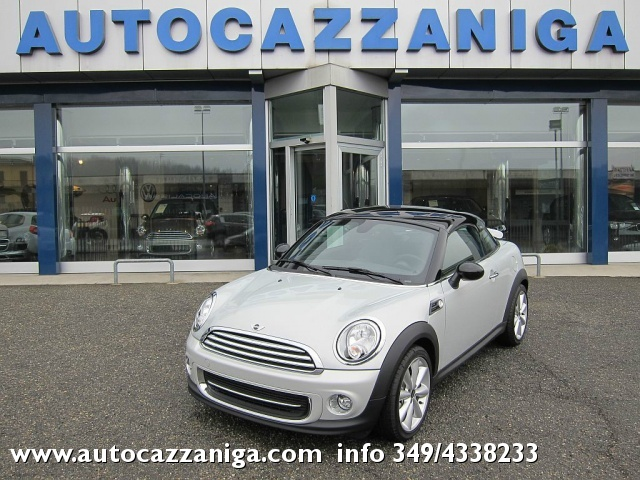 MINI Coupé COOPER 1.6 16v 122cv SUPER OFFERTA LIMITATA Immagine 0