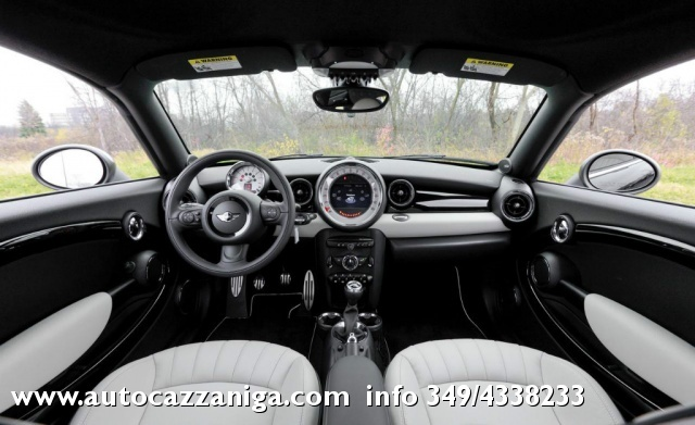 MINI Coupé COOPER SD 143cv SUPER OFFERTA LIMITATA Immagine 2
