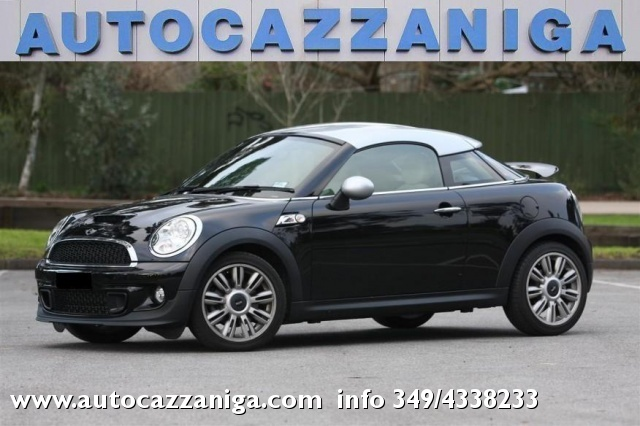 MINI Coupé COOPER SD 143cv AUTOMATICA SUPER OFFERTA LIMITATA Immagine 0
