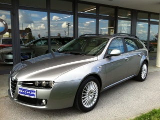 Alfa romeo 159 usato 1.9 jtdm 16v sw distinctive