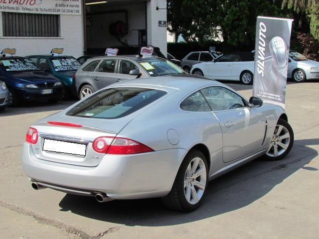 JAGUAR XK 4.2 V8 COUPE' SPORT - MY 2008 Immagine 1