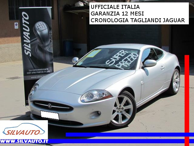 JAGUAR XK 4.2 V8 COUPE' SPORT - MY 2008 Immagine 0