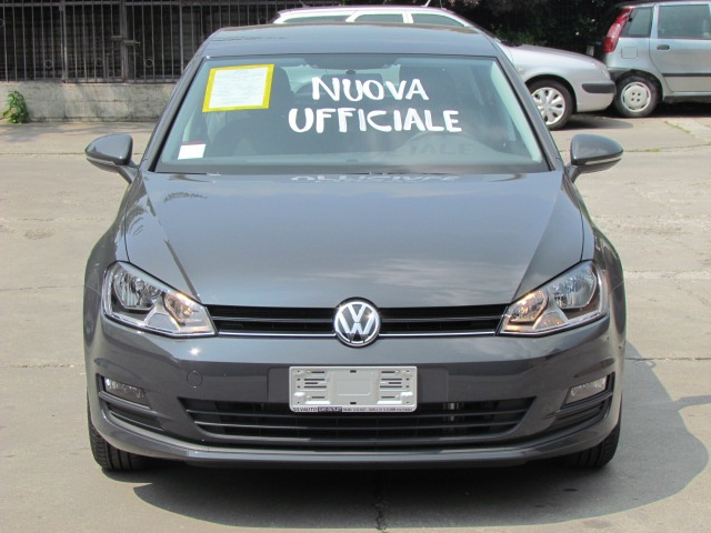 VOLKSWAGEN Golf VII 1.2 TSI TRENDLINE BLUEMOTION 5P 85CV MY '17 Immagine 2