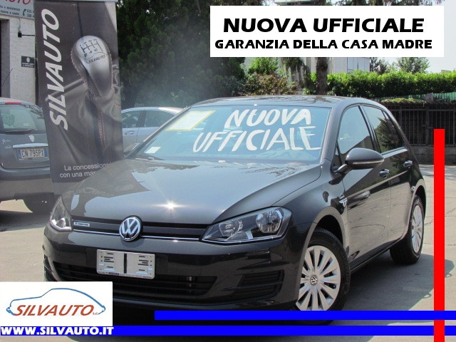 VOLKSWAGEN Golf VII 1.2 TSI TRENDLINE BLUEMOTION 5P 85CV MY '17 Immagine 0