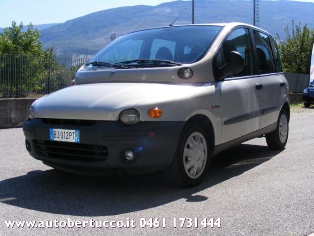 FIAT Multipla 105 JTD ELX *RICONDIZIONATA* Immagine 0