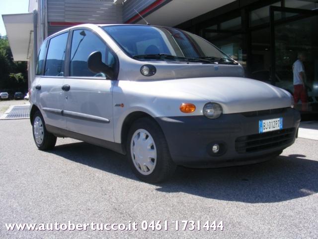 FIAT Multipla 105 JTD ELX *RICONDIZIONATA* Immagine 2