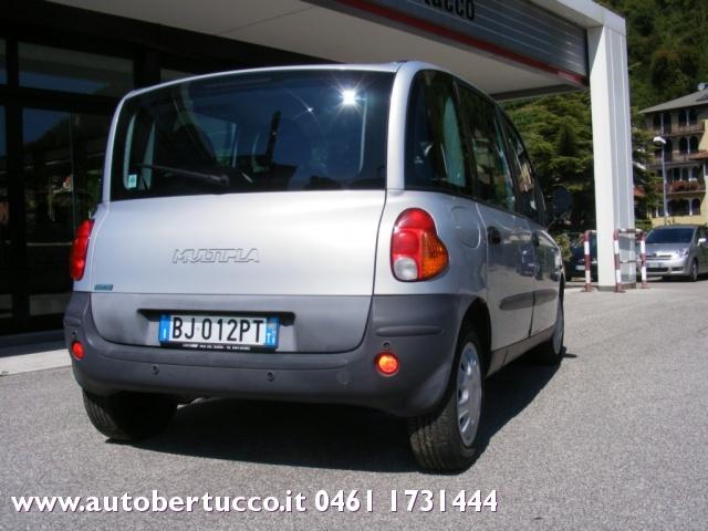 FIAT Multipla 105 JTD ELX *RICONDIZIONATA* Immagine 4