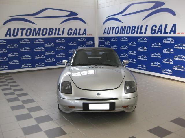 FIAT Barchetta 1.8 16V Auto d'epoca Milano Immagine 2