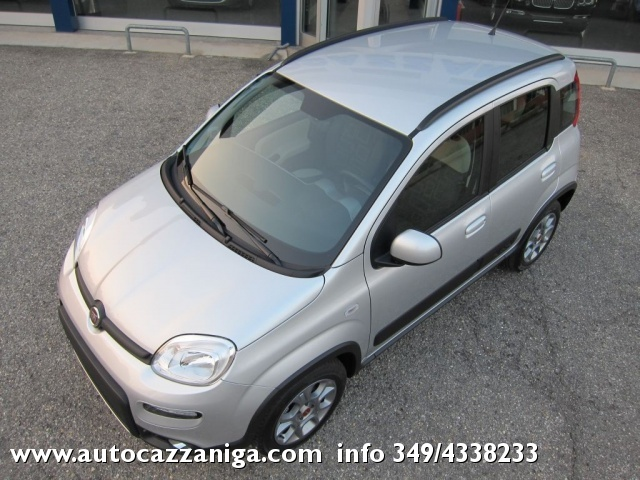 FIAT Panda 4x4 1.3 MULTIJET 95cv S&S FULL OPTIONALS Immagine 3