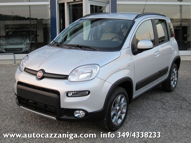 FIAT Panda 4x4 1.3 MULTIJET 95cv S&S FULL OPTIONALS Immagine 1