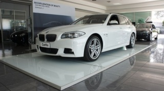 BMW 535 D XDrive Touring Msport Usata