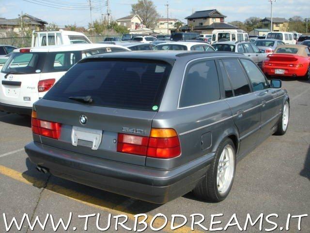 BMW 540 i 4.0 V8 cat e34 TOURING - AUTO - M SPORT PACK !!! Immagine 4