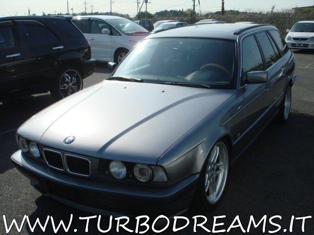 BMW 540 i 4.0 V8 cat e34 TOURING - AUTO - M SPORT PACK !!! Immagine 2