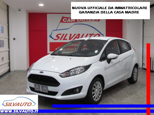 FORD Fiesta PLUS 1.0 16V 80CV ECOBOOST 5P - MY 2016 - EURO 6 Immagine 0