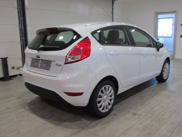 FORD Fiesta PLUS 1.0 16V 80CV ECOBOOST 5P - MY 2016 - EURO 6 Immagine 3