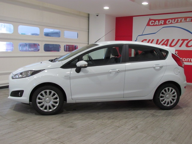 FORD Fiesta PLUS 1.2 16V 80CV 5P - MY 2017 - EURO 6 Immagine 1