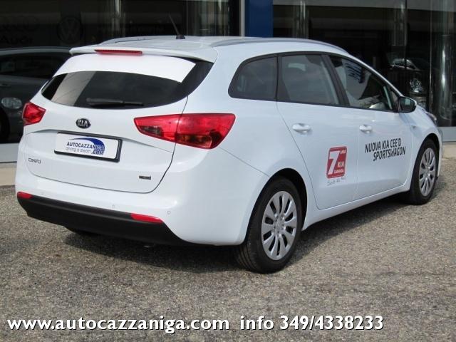 KIA cee'd Sportswagon 1.6 CRDi 110cv SW AUTOMATICA ACTIVE E COOL PRONTA Immagine 1