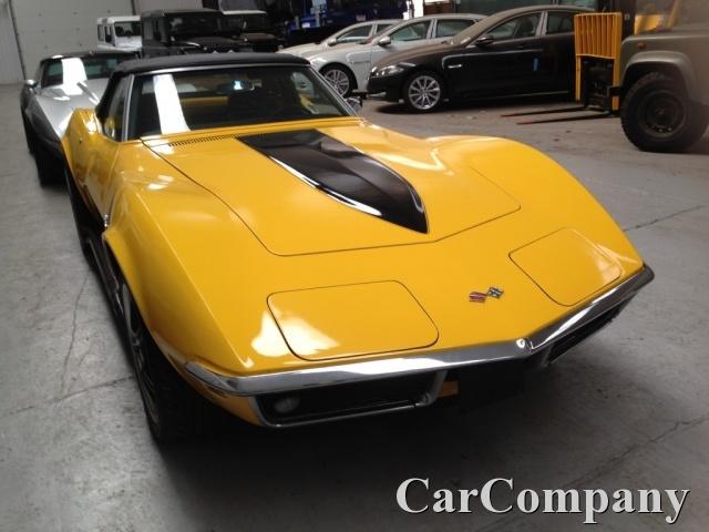 CHEVROLET Corvette STINGRAY CONVERTIBLE 5.7 350 - ORDINABILE Immagine 3