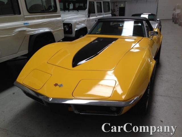 CHEVROLET Corvette STINGRAY CONVERTIBLE 5.7 350 - ORDINABILE Immagine 1
