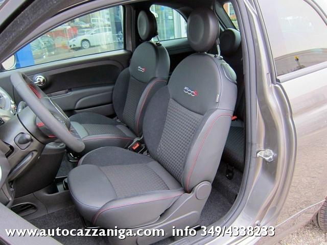 FIAT 500 1.2 S NUOVO COLORE NERO OPACO IN PRONTA CONSEGNA Immagine 3