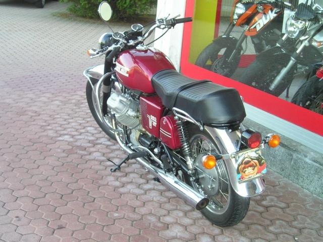 MOTO GUZZI V7 Classic GT 850 Immagine 2