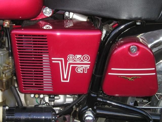 MOTO GUZZI V7 Classic GT 850 Immagine 4