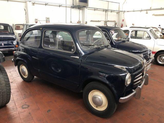 FIAT 600 Prima serie. (1955) Immagine 0