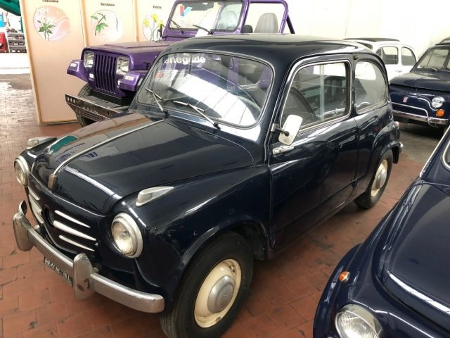 FIAT 600 Prima serie. (1955) Immagine 1