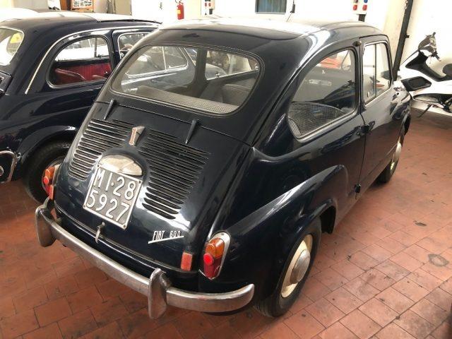 FIAT 600 Prima serie. (1955) Immagine 3