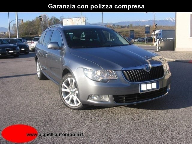 SKODA Superb 2.0 TDI 140CV Ambition ?9900 export Immagine 1