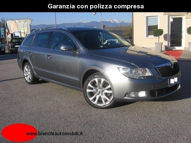 SKODA Superb 2.0 TDI 140CV Ambition ?9900 export Immagine 0