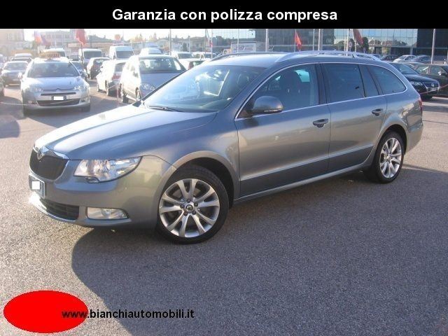 SKODA Superb 2.0 TDI 140CV Ambition ?9900 export Immagine 2
