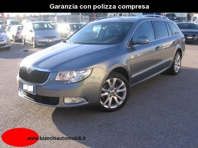 SKODA Superb 2.0 TDI 140CV Ambition ?9900 export Immagine 3