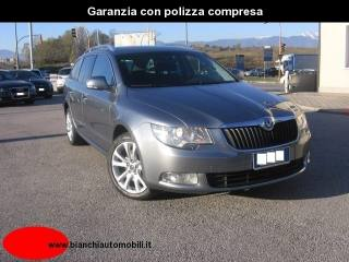 Skoda superb 2 usato .0 tdi cr 140cv wag. ambition